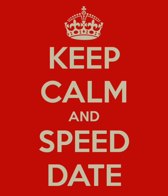 Speed dating in the math classroom