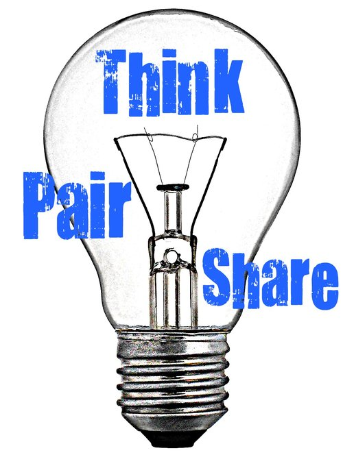 essay effectiveness think-pair-share